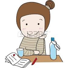 Writing Homework Clipart   ClipartXtras idoessay com Child Not Doing Homework  Don t Try to Catch Up During Vacations