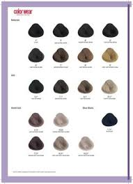 Alfaparf Yellow Hair Color Chart Alfaparf Milano Usa Color Wear Chart And Mixing Brochure