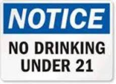 Saves Lives Dwi Age Stop Drinking 21
