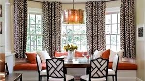 dining room bay window curtains. Simple Room Throughout Dining Room Bay Window Curtains O