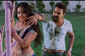 pawan singh and kajal raghwani bhopuri