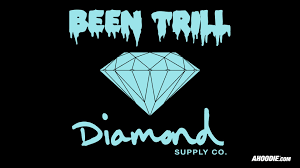 Diamond Supply Co Designs Trill Wallpapers Diamond Supply Co 17455 Hd Wallpaper