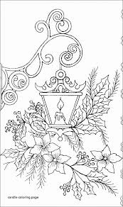 Printable Christmas Bows Coloring Pages Best Wreath Coloring Page