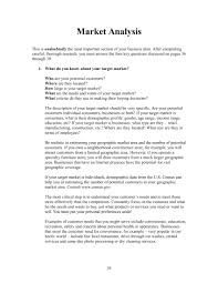 Sample Analysis 24 Market Analysis Examples Pdf Word Sample Research For A Business 10