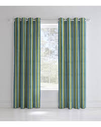 catherine lansfield dino curtains rollover image to magnify