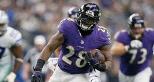 Terrance West Sits Atop Ravens Running Back Depth Chart