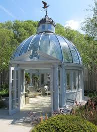 garden dome. Khora Architectural Dome Garden Room N