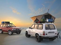TOYOTA LAND CRUISER 80 1/2 ROOF RACK | FRONT RUNNER | FREE SHIPPING*