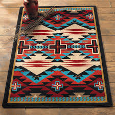 southwest rugs 5 x 8 rustic cross blue southwestern rug target bathroom rugs and shower curtains