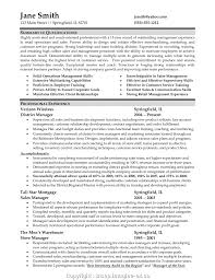 Retail Resume Description Free Retail Manager Resume Description Retail District Manager