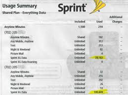 phone bill example example of billing statement and 24 of cell phone bill template