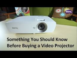 <b>BenQ W1090</b> Home Video Projector Shoot Out Video - YouTube