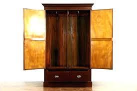 white armoire wardrobe bedroom furniture. Armoire Closets Bedroom Wardrobe Closet Extraordinary Storage Full Size White Furniture R