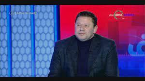 """dmc sports - رضا عبد العال : ماينفعش نتكلم عن ميسي علشان لو اتكلمنا عليه  هنخش النار """"ده جاي من كوكب تاني"""" 😂"""