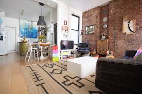 500 Sq Ft Flat Interior Design This Family Of Fours 500 Square Foot Apartment Feels Much