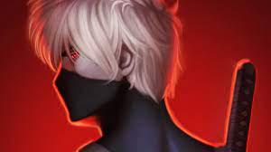 2560x1440 Anime Ninja Art 1440P ...