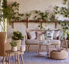 garden furniture create a synergy