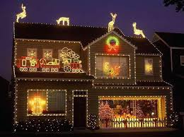 christmas lighting decorations. Easy Outdoor Christmas Lights Ideas Cool Lighting Decorations
