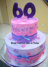 February Birthday Cakes Simply Delicious Cakes 60th Birthday Cake