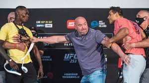 Israel adesanya vs nase foai. Israel Adesanya Vs Paulo Costa Who Wins Ufc 253 Main Event Fight Preview And Result Predictions Fightmag