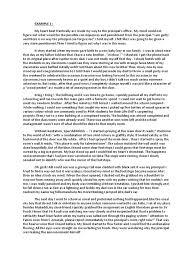 spm narrative essay