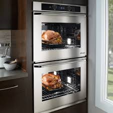 dacor renaissance rno227b stainless steel model is shown here