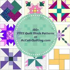 150+ Free Quilt Block Patterns and Inspiration from ... & Welcome to our library of 150+ free quilt block patterns! New free quilt  blocks are added with the release of every new magazine, so be sure to  bookmark ... Adamdwight.com