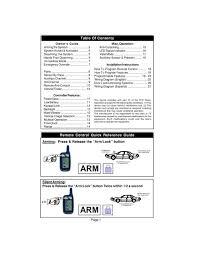 Wiring Diagram For Car Alarm System Avital Car Alarm Wiring Diagram