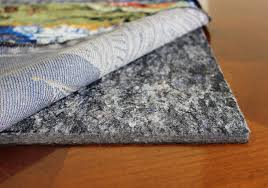 details about rug pad non skid felt rubber rug mat cushioned rug pads for area rugs runners