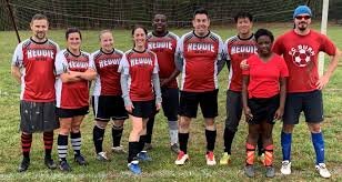 Southern maryland adult outdoor soccer
