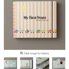 My First Year Baby Album Girl Babies Kids On Carousell
