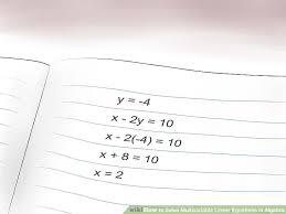 image titled solve multivariable linear equations in algebra step 14