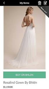 Watters Size Chart Willowby By Watters Rosalind Wedding Gown Bhldn Nwt Size 12