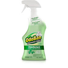Ready-to-Use Eucalyptus Disinfectant Fabric and Air Freshener Spray-910061-Q  - The Home Depot