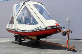 bimini top sun rain cabine pit enclosure 12 saturn inflatable
