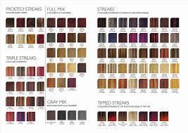 Color Tango Color Chart