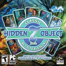 The types of puzzles to be solved can test many problem solving skills including logic, strategy, pattern recognition, sequence solving, and word completion. Trisynergy Hidden Object Classic Mysteries Iv 7 Great Games 6 Collectors Editions Included Amazon Co Uk Pc Video Games