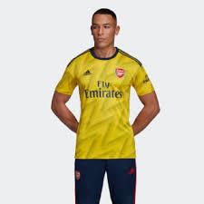<b>adidas</b> Гостевая <b>игровая футболка</b> Арсенал - желтый | <b>adidas</b> ...