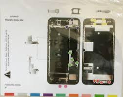 Iphone Screw Chart