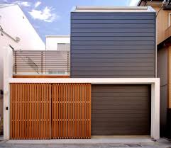 cool modern architecture. Fine Architecture ArchitectureCool Modern House Facade Design In Small With Dark Wood  Color Ideas Cool And Architecture