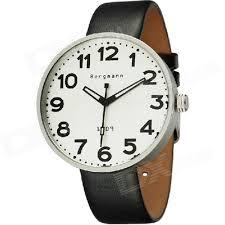 bergmann 1909 classic men s watch black white shipping bergmann 1909 classic men s watch black white