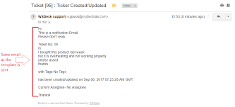 Get Instant Email Notification For Your Customer Support