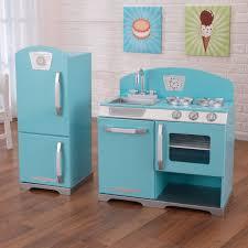 Retro Play Kitchen Set Playroom Inspiration Project Nursery