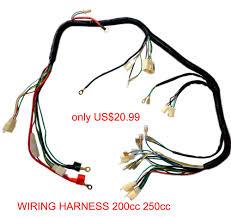 online get cheap chinese wiring harness aliexpress com alibaba quad wiring harness 200 250cc chinese electric start loncin zongshen ducar lifan shipping