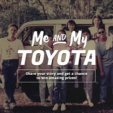 share your toyota story and win premium prizes toyota motor philippines