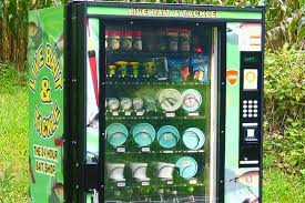 Quiksilver Vending Machine Awesome Automatic For The People WSJ