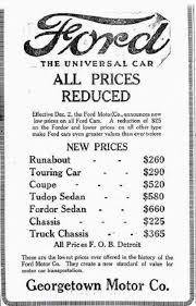 Image result for automobile prices 1925