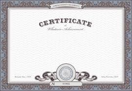 Certificate Background Design Ht Certificate Background Template