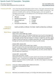 coaching resume example coaching resume examples basketball coach resume examples 2