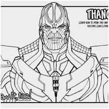 Superhero Printable Coloring Pages Avengers Free Marvel Age Of